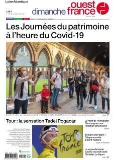Dimanche Ouest France Nantes Metropole