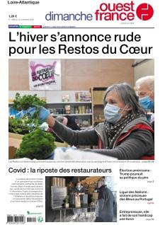 Dimanche Ouest France St-Nazaire La Baule