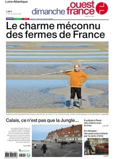 Dimanche Ouest France St-Nazaire La Baule |
