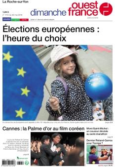 Dimanche Ouest France La Roche-sur-Yon