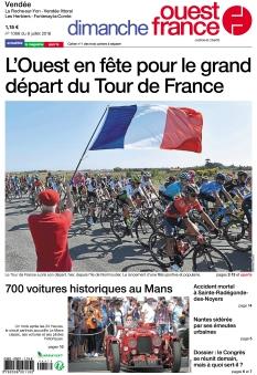 Dimanche Ouest France Vendée Littoral