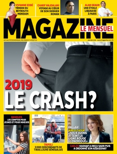 Magazine Le Mensuel