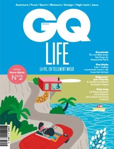 GQ Hors Série Life |