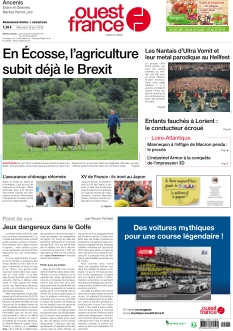 Ouest France Ancenis