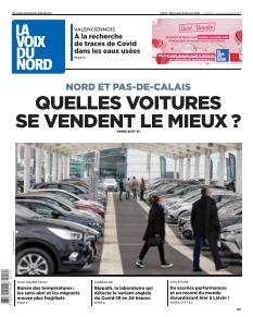 La Voix du Nord Valenciennes