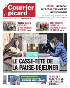 Courrier Picard L'Oise