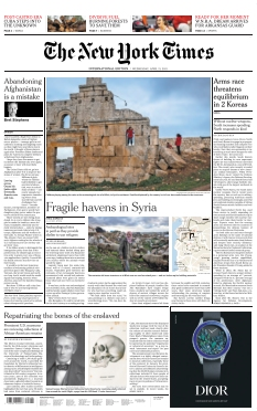 The New York Times International Edition |