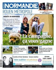 Paris Normandie Rouen Rive droite |