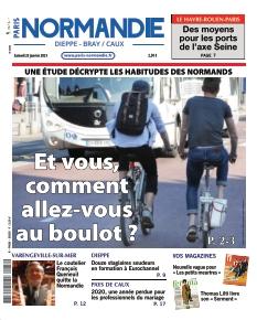 Paris Normandie Pays de Caux |