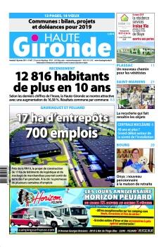 Jaquette Haute Gironde