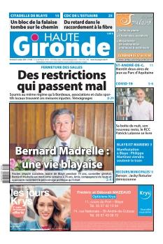 Couverture de Haute Gironde