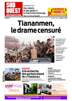 Sud Ouest Dimanche Gironde