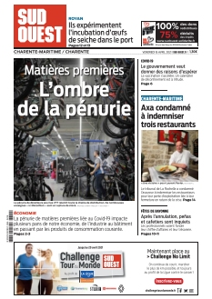 Sud Ouest Charente-Maritime / Charente |
