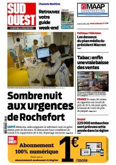 Sud Ouest La Rochelle / Rochefort
