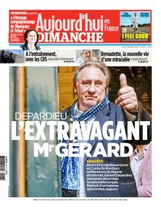 Jaquette Aujourd'hui en France