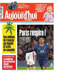 Couverture de Aujourd'hui en France