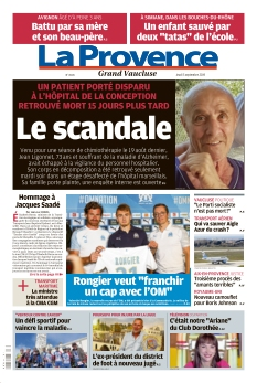 La Provence Grand Vaucluse