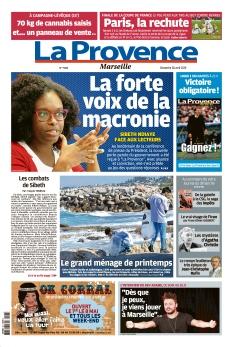 La Provence Dimanche Marseille