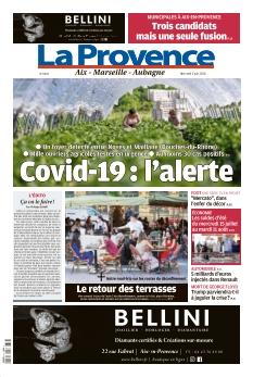 Jaquette La Provence Aix - Pays d'Aix