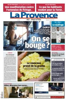 La Provence Dimanche Aix - Pays d'Aix |