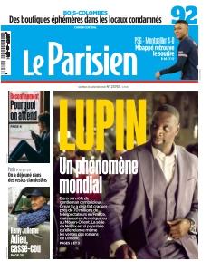 Jaquette Le Parisien Hauts-de-Seine