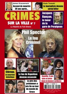 Crimes sur la Ville  