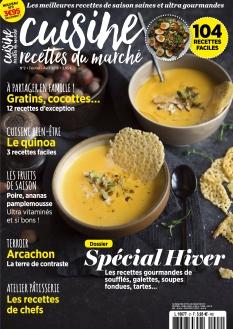 Jaquette Cuisine, Recettes du Marché