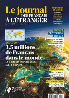 Le journal des Français à l'étranger