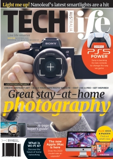 Jaquette TechLife Australia
