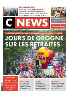 Jaquette CNews Côte d'Azur