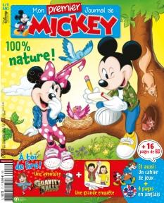 Mon Premier Journal de Mickey |