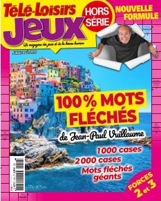 Télé Loisirs Jeux Hors-Série |