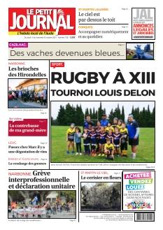 Le Petit Journal Aude |