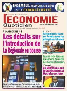 L'Economie Cameroun