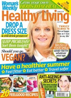 Woman Weekly Living Series