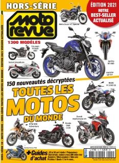 Moto Revue Hors-Série Essais |