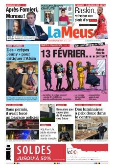 La Meuse édition Verviers |