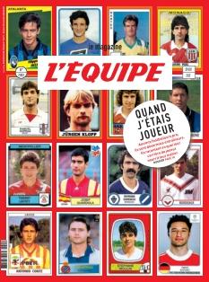 Le magazine L'Équipe |