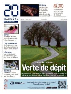 20 Minutes Bordeaux-Aquitaine