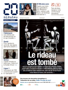 20 Minutes Marseille-Provence