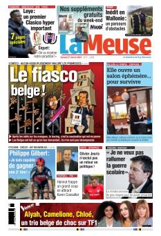 La Meuse édition Huy-Waremme |