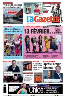 La Nouvelle Gazette édition Sambre et Meuse |