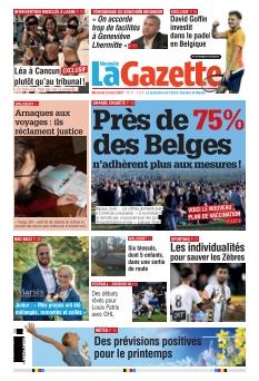 La Nouvelle Gazette édition Sambre et Meuse  