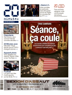 20 Minutes Edition Nationale