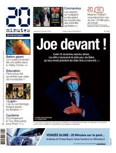 20 Minutes Edition Nationale |