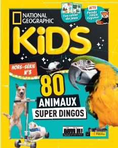 National Geographic Kids Hors Série |