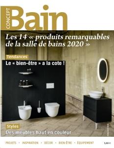 Jaquette Concept Bain