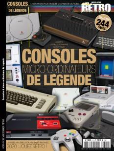 Video Gamer Rétro Hors série Consoles de Légende  