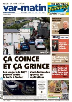 Var-Matin Toulon - La Seyne - Sanary |