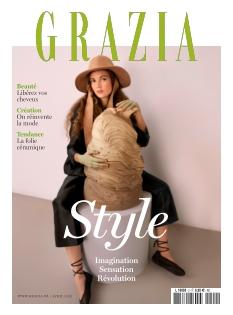 Grazia Magazine |